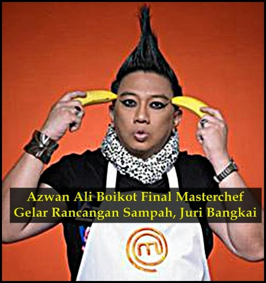 HoW dO i SPeLL tHe WoRds: Masterchef Selebriti Malaysia ...