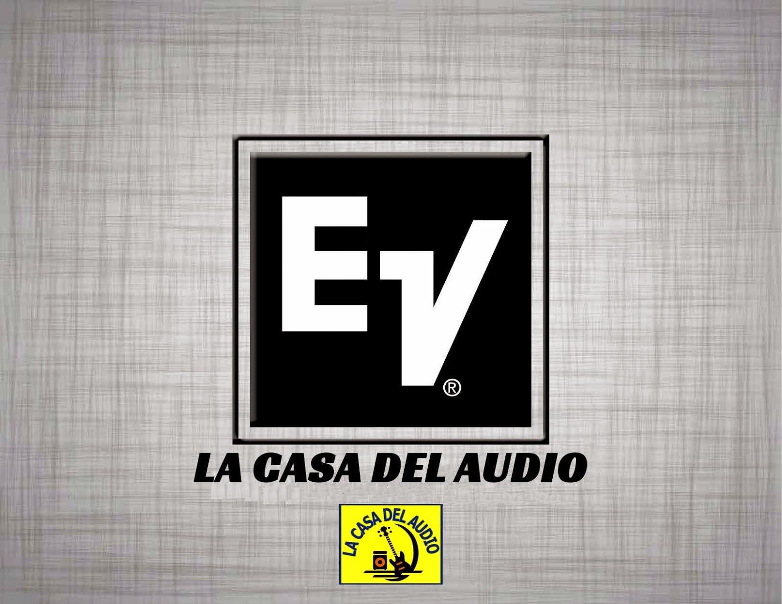 Electrovoice La Casa Del Audio Costa Rica