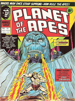 Marvel UK, Planet of the Apes #41