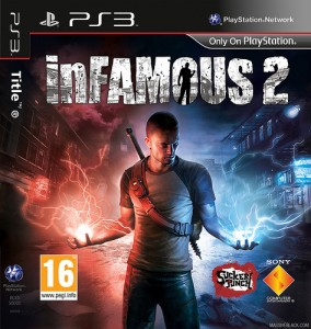 Download Infamous 2 PS3 Torrent