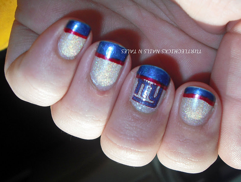 Turtlechick\'s Nails N Tales: I\'m Baaack with a Mani!