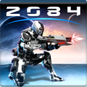 Rivals at War: 2084 App iTunes App Icon Logo By Hothead Games Inc - FreeApps.ws