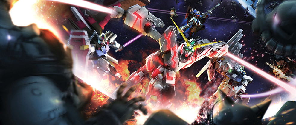 [PS3] Dynasty Warriors: Gundam Reborn