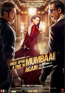 Once Upon Ay Time in Mumbai Dobaara! 2013 Full Movie Watch Poster