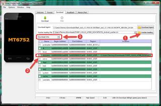 Cara Instal CWM/TWRP pada Lenovo A7000