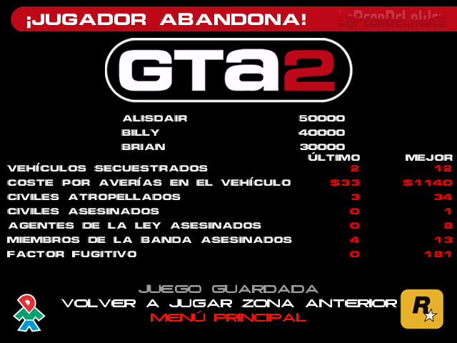 Grand Theft Auto 2 [PC Full Español - Portable]