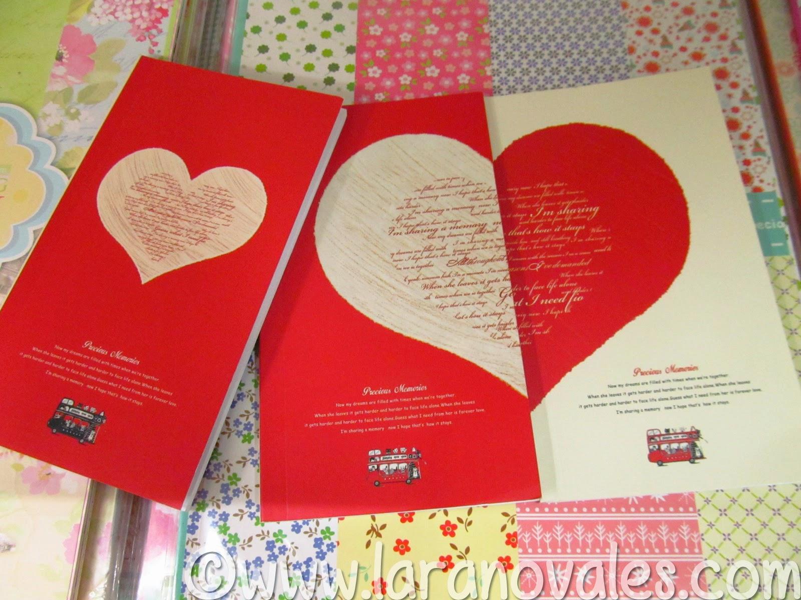 Heart Planner organizer Oki Doki Crafts
