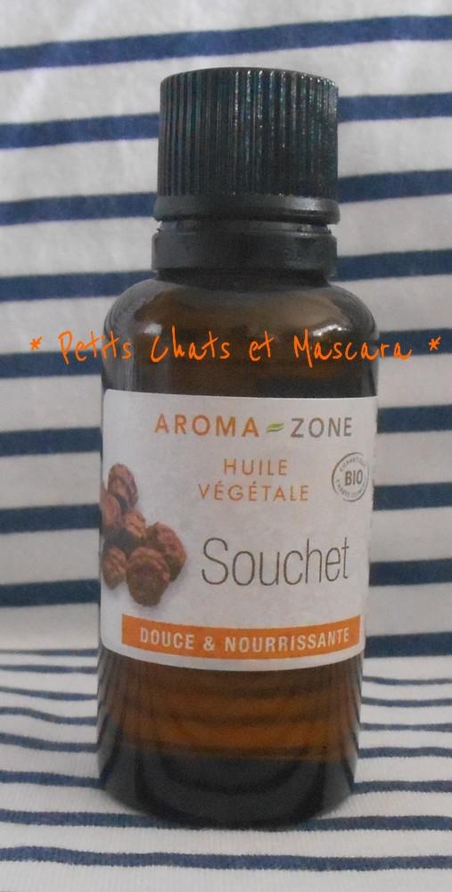 huile vegetale souchet