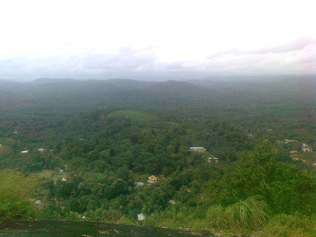 western ghat mountain range