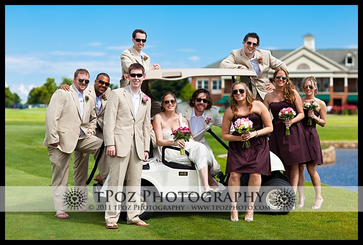 cattail creek country club wedding photography