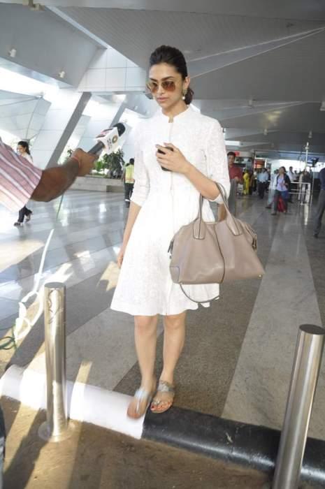 Celebrity Gossip Deepika Padukone Dressing Sense