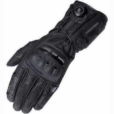 Michael Dunlop wears Held gloves