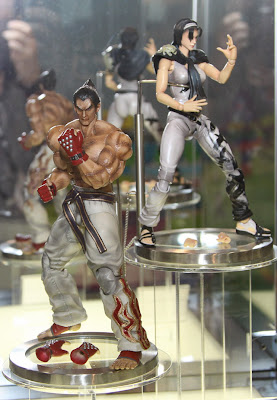 Square Enix Play Arts 2013 Toy Fair Display - Tekken