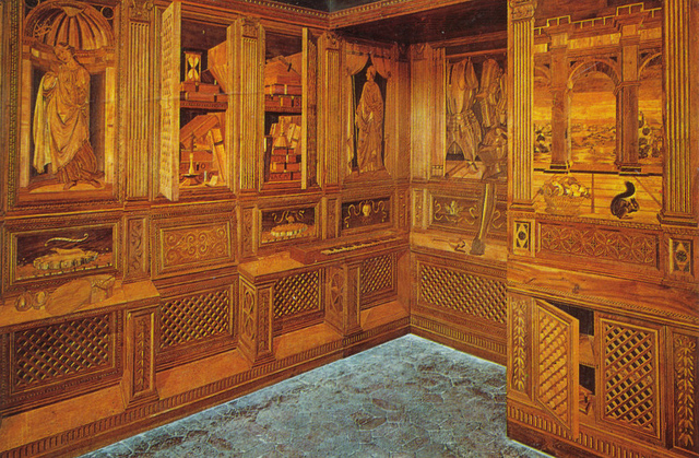 E Arthistory Renaissance Intarsia C Urbino