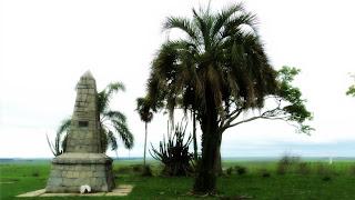 Monumento à Batalha do Caiboaté, São Gabriel