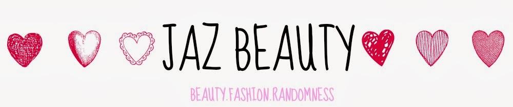 jaz beauty blog
