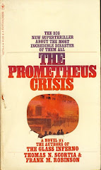 'The Prometheus Crisis' by Thomas N. Scortia and Frank M. Robinson