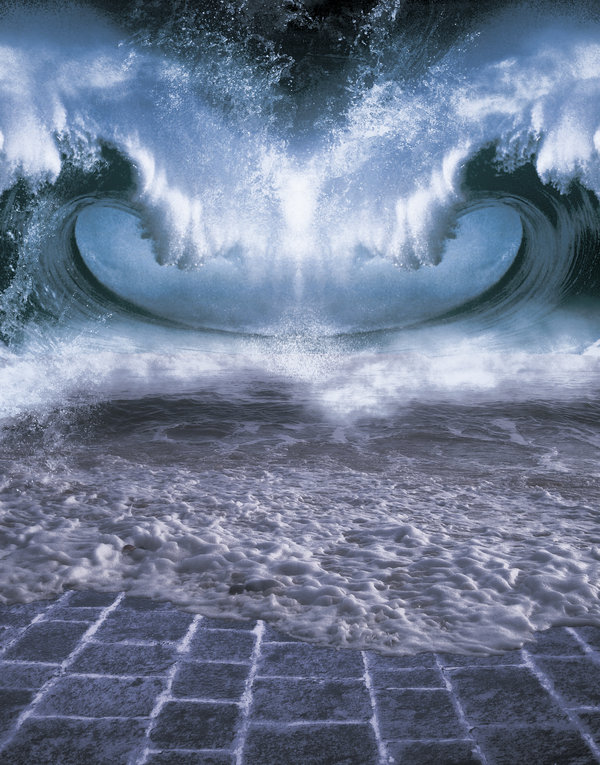 Water backgrounds for manipulation - Graphic Design