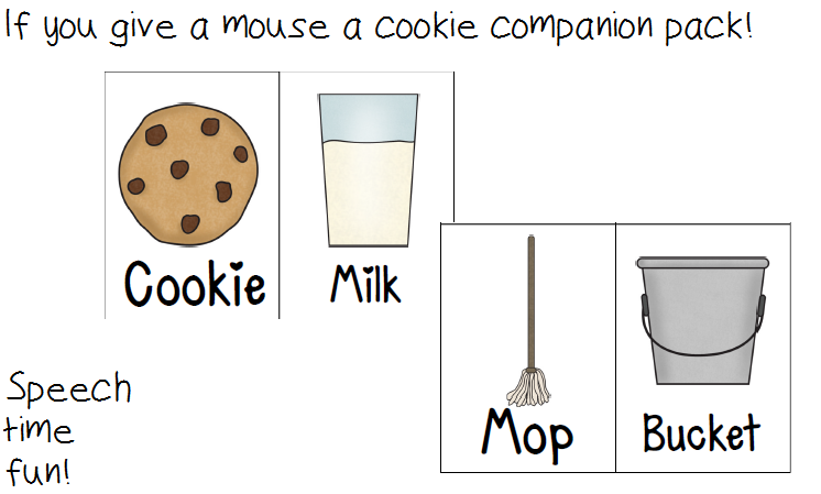If You Give A Mouse A Cookie Storybook Companion Pack – If You Give a Mouse a Cookie Worksheets