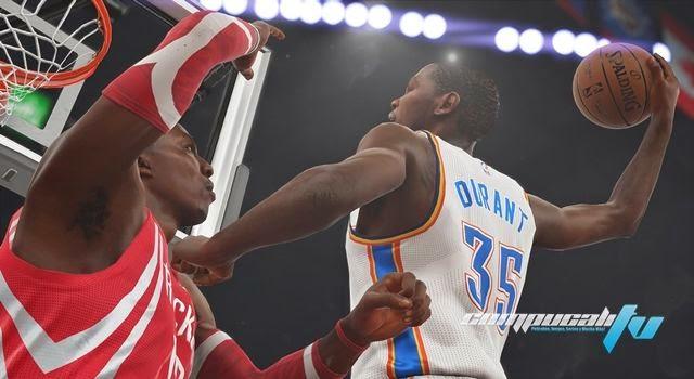 NBA 2K15 Xbox 360 Región Free Español