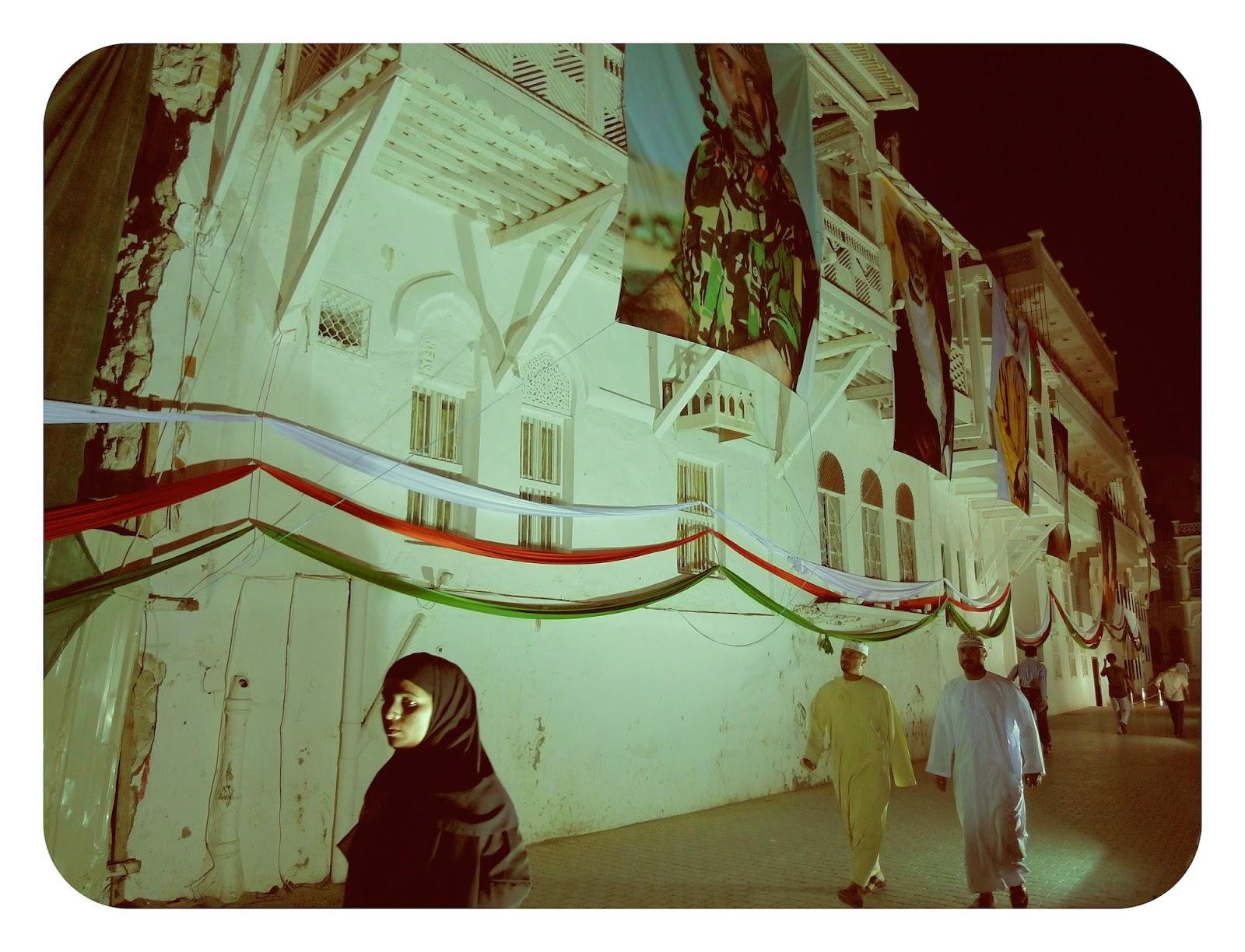 Paseo por la capital de Omán