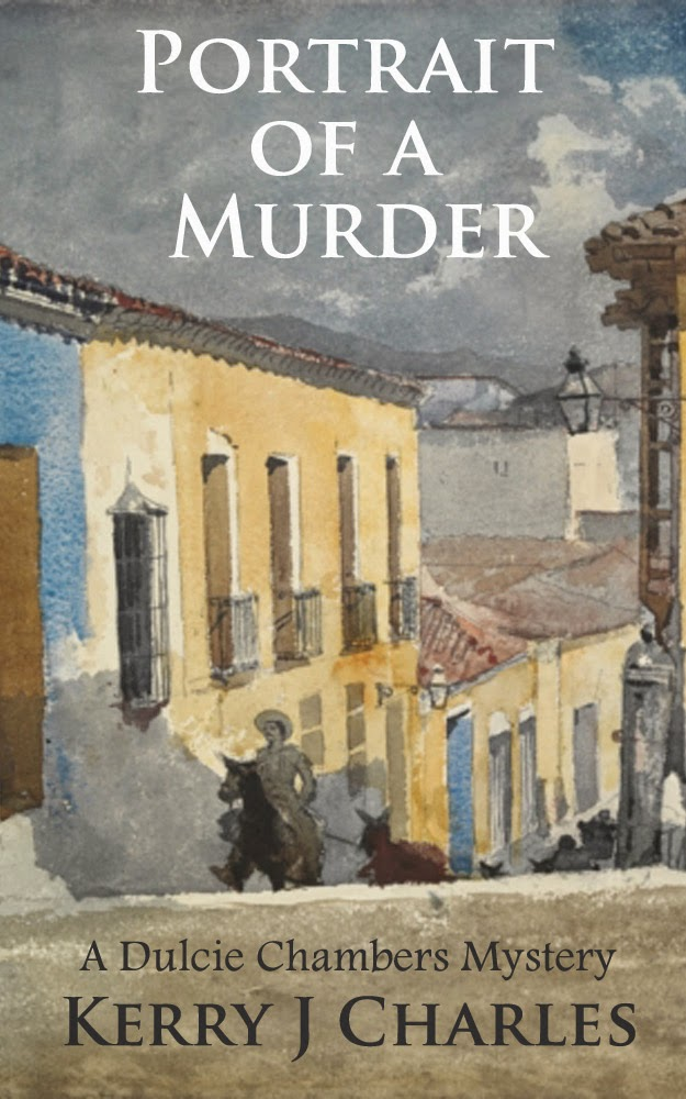 Portrait of a Murder by Kerry J. Charles
