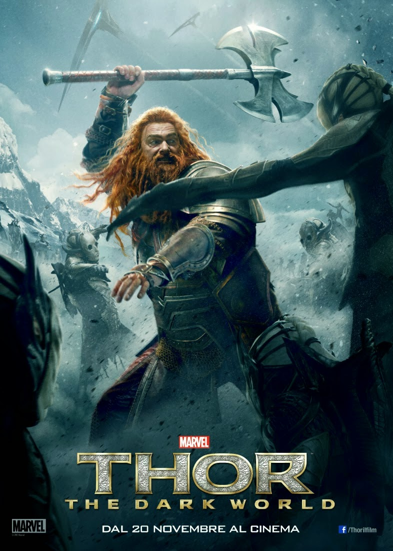 Thor: The Dark World (2013) 720p BDRip Dual Espa�ol Latino-Ingl�s