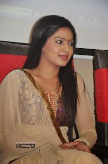 Nikeesha-Patel-Stills-at-VGN-Navaratri-Festival-Press-Meet