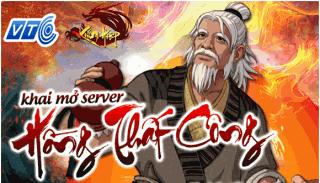 kiếm hiệp mở server hồng thất công