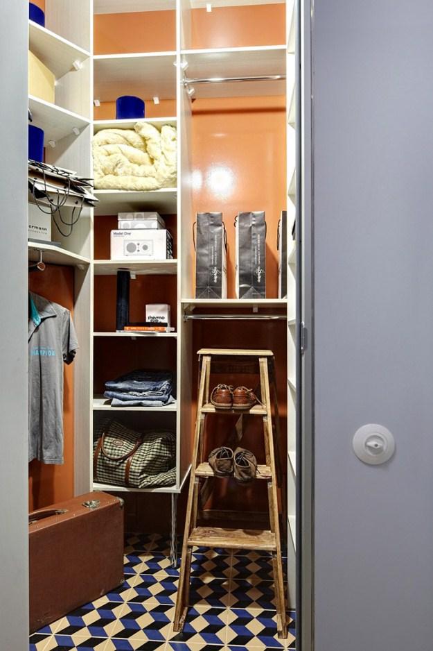 closet apartamento pequeno