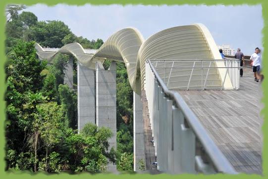 Самые экологичные мосты в мире