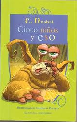 CINCO NIÑOS Y ESO  --E. NESBIT