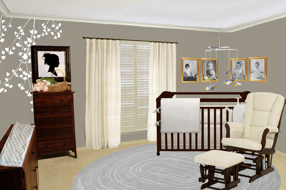 Displaying 14> Images For - Neutral Yellow Baby Rooms...