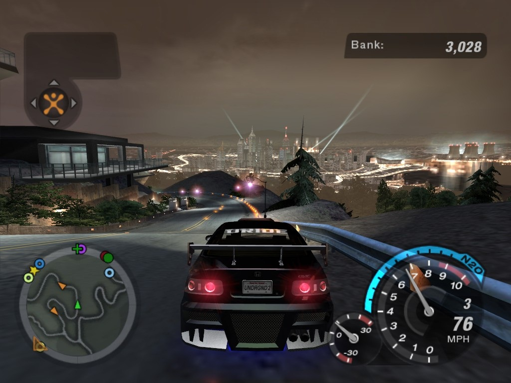 Need for Speed Underground 2 Download - VideoGamesNest