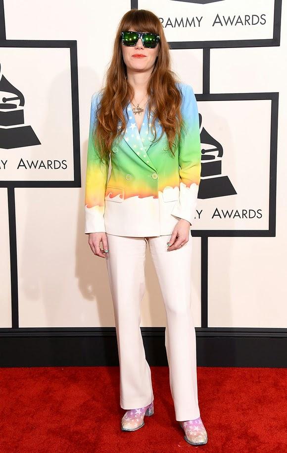 Jenny Lewis en los Grammy 2015