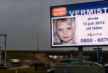 Netherlands amber alert