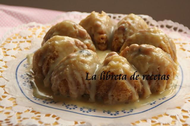 Baño Blanco De Azucar Receta:La libreta de recetas: BROWNIE DE CHOCOLATE BLANCO