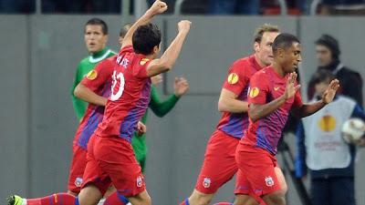 Steaua Bucuresti 4 - 2 Maccabi Haifa (1)