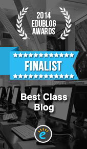 Номинация в Edublog