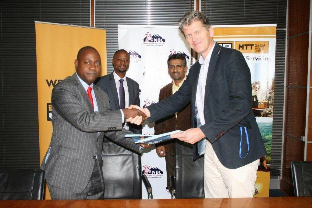 Nbc Bank And Mtt Ltd Signs A Preferred Supplier Agreement Deal