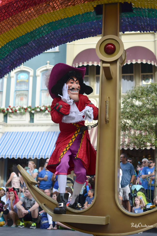 Disney Vacation - Festival of Fantasy Parade Tips