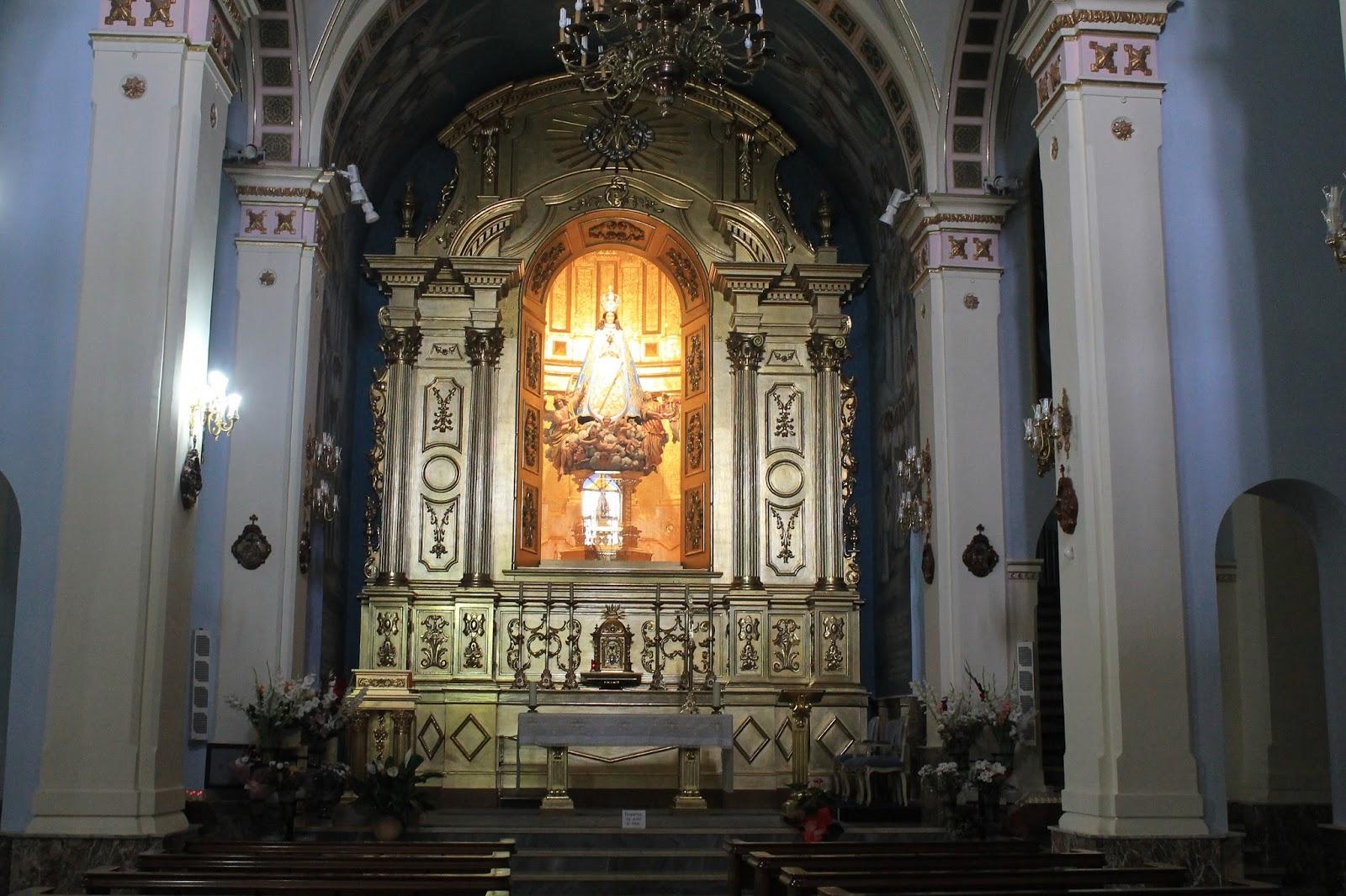 yecla museo mariano virgen castillo: