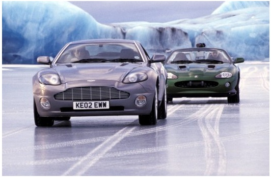 V12 Vanquish As Seen In Die Another Day