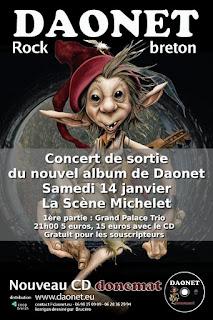 Concert de sortie de Donemat par Daonet