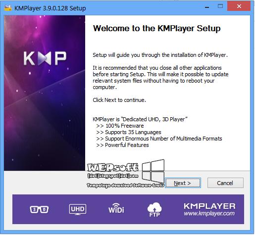 KMPlayer | WEPsoft