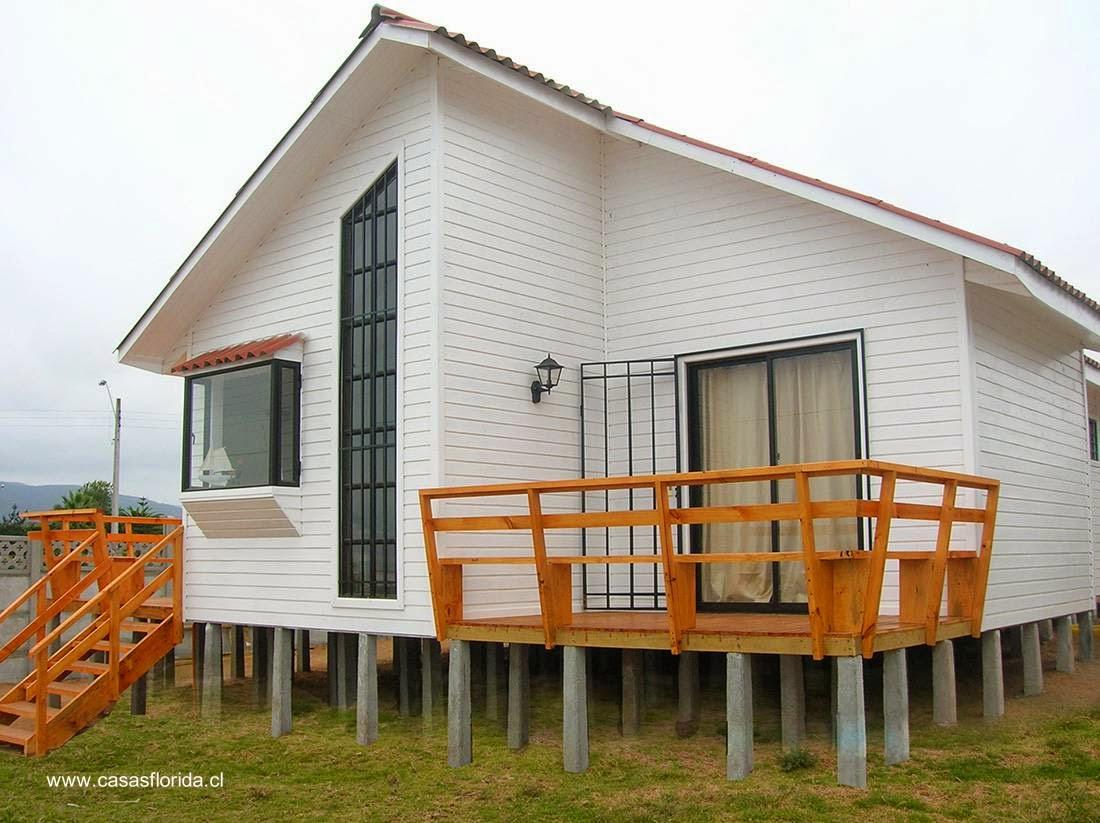 Arquitectura de casas modelos de casas prefabricadas en - Casas de prefabricadas ...