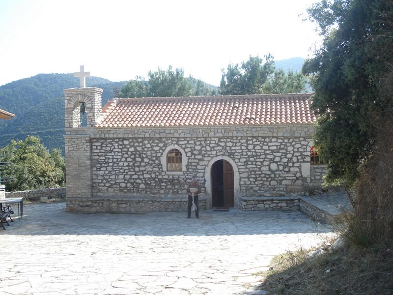 Ο Άγιος Δημήτριος Γράβας