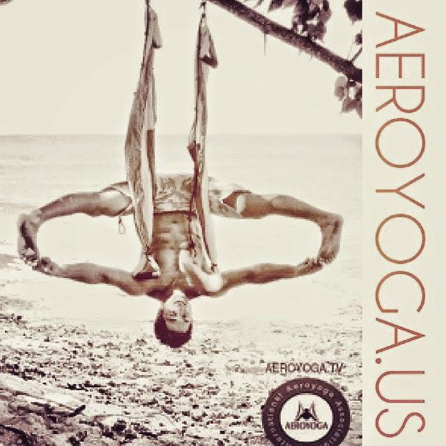 CENTROS OFICIALES CLASES AEROYOGA AEROPILATES ANDALUCIA