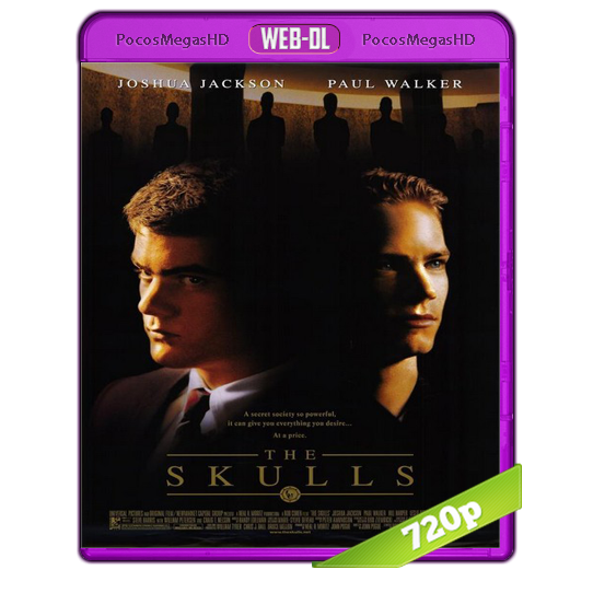The Skulls: Sociedad Secreta (2000) Web-DL 720p Audio Ingles 5.1 + Sub