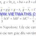 Tài liệu Số phức - Ứng dụng số phức và giải toán hình học phẳng